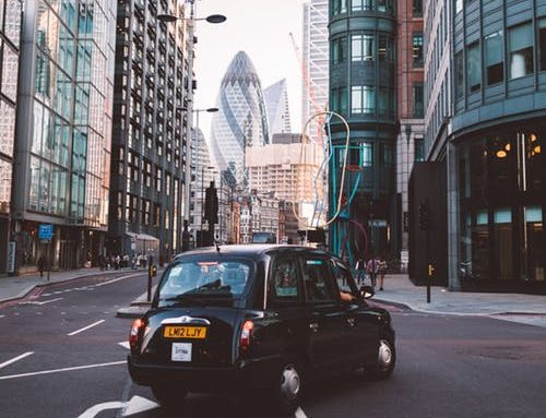 An Evening With A London Cabbie