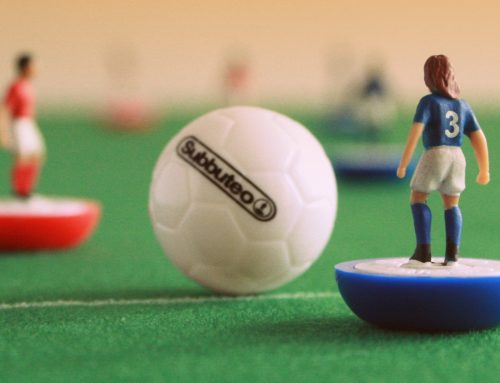 Subbuteo – FA Cup Quarter-Final