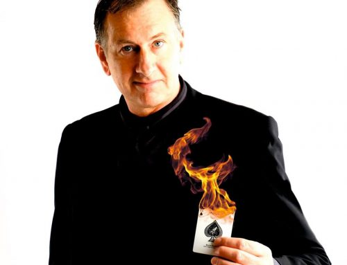 An Evening with Magician and Performer Duncan Swan